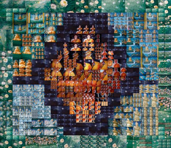 photographie d'art lomo yantra